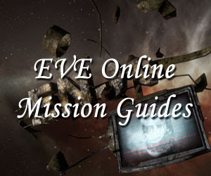 EVE Online Mission: Homepage