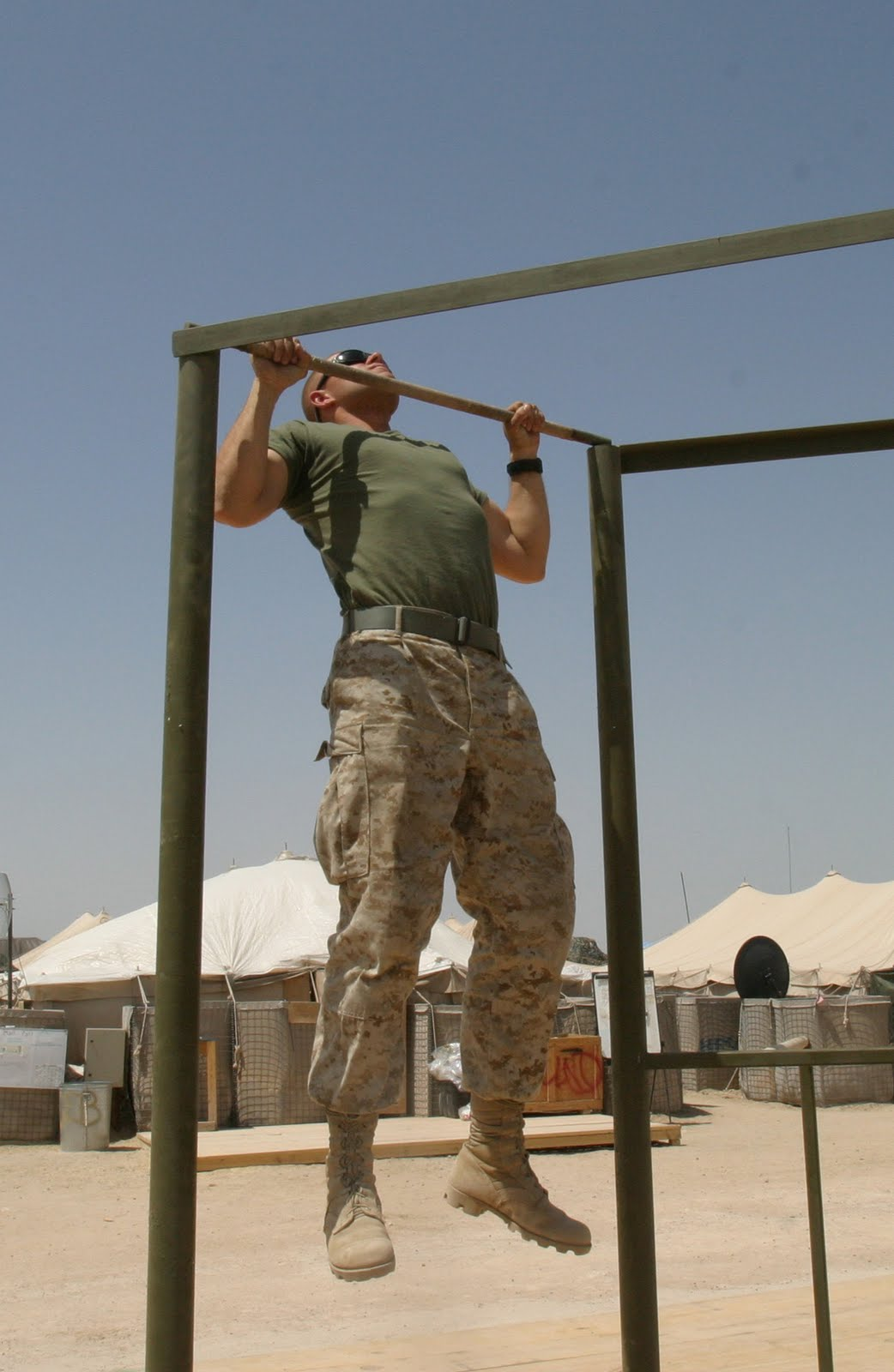 Frugal Fitness Losing Weight Amp Training For Marine Corps