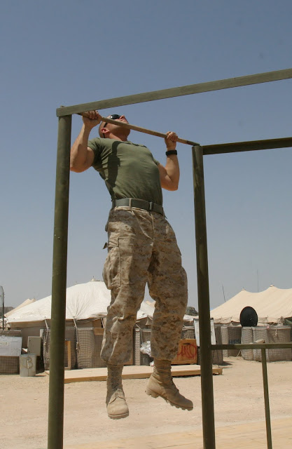 Frugal Finance Losing Weight Amp Training For Marine Corps