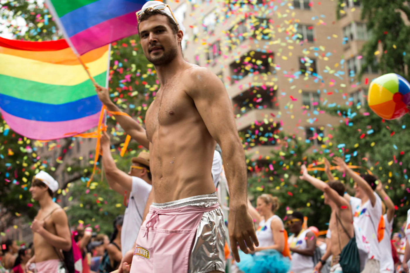 ✓ World Pride June 2019