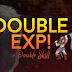 Final de Semana com Double XP/Skills