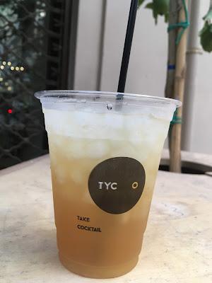 TYCO cocktail, paraxeno pirouni, παράξενο πιρούνι