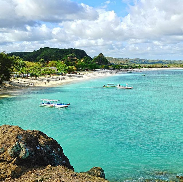 Here Are Some Beautiful Tourist Destinations in Mandalika, Lombok