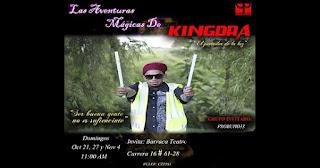 POS 3 Las aventuras mágicas de kingdra