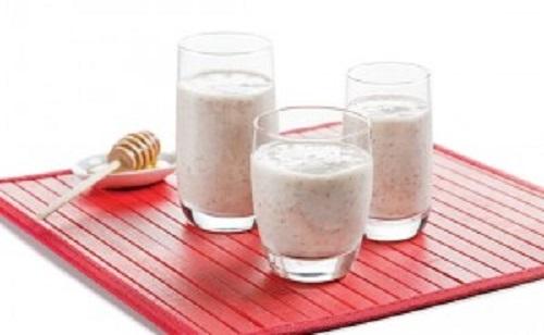 Chia ngâm sữa thơm ngon, dễ uống