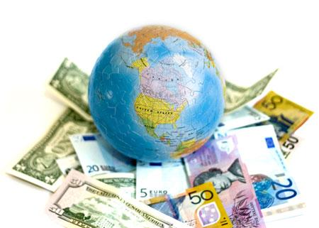 Where to trade in foreign money