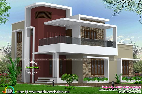 2200 square foot 4 BHK home