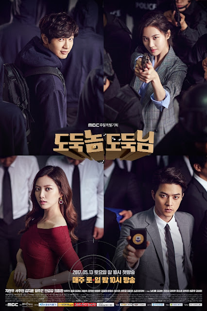 Sinopsis Bad Thief, Good Thief / Dodooknom, Dodooknim (2017) - Serial TV Korea