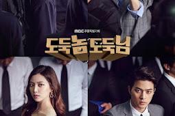 Bad Thief, Good Thief / Dodooknom, Dodooknim (2017) - Korean Drama Series