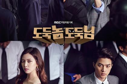 Sinopsis Bad Thief, Good Thief / Dodooknom, Dodooknim (2017) - Korean Drama Series
