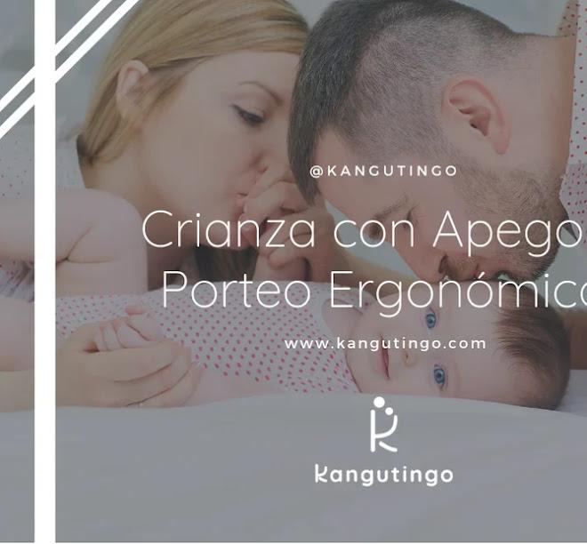 Crianza con Apego y Porteo Ergonómico