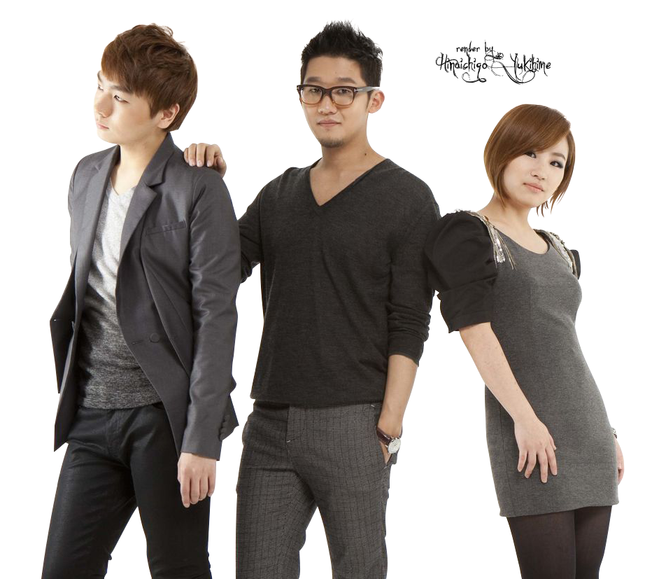 RENDER Hyun Ah, Kwon Soon Il, Park Yong In