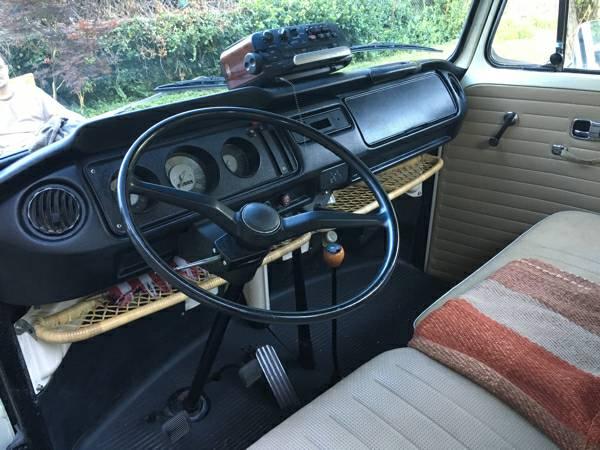 1969 VW Bus Type 2 Pickup Truck - Buy Classic Volks