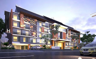 All Position at H Sovereign Bali Hotel, Kuta