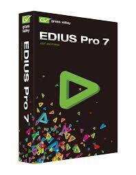 Edius 7 Crack and Serial Key Full Version Free Download