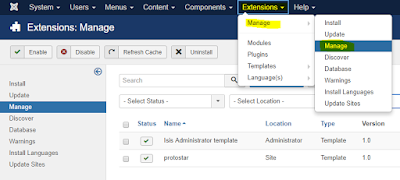 Playing with template in Joomla 3.x