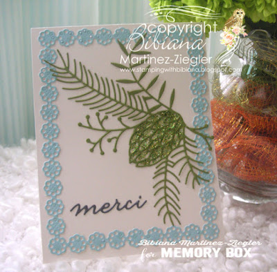 CAS merci fall card front