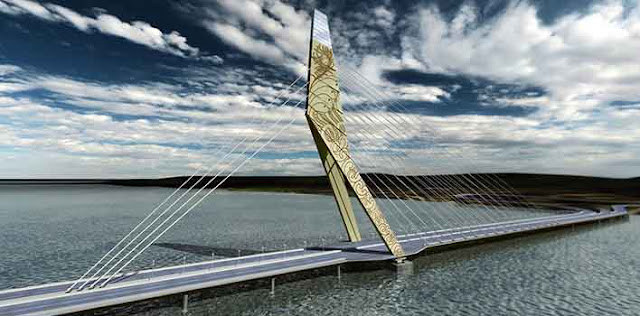 सिग्नेचर ब्रिज बना खतरनाक सेल्फी ब्रिज