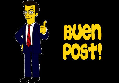 escribe un post