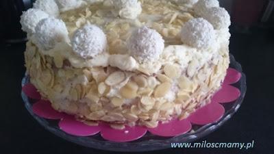 przepis na pyszny tort