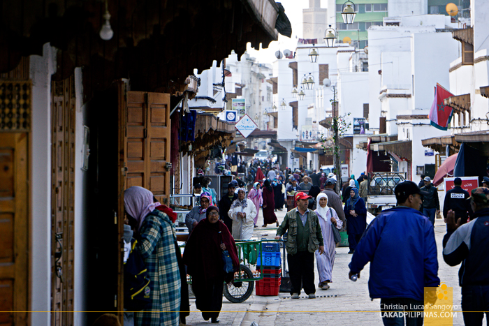 Rabat Three Day Itinerary Rabat Old Medina