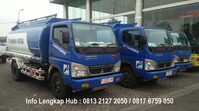 dealer mitsubishi truck tangki bbm 2020, jual tangki bbm colt diesel 2020