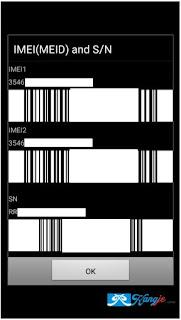 Langkah 2 Cara Tercepat Cek IMEI Samsung Tanpa Masuk Menu Setting