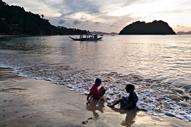 Marimegmeg Beach El Nido