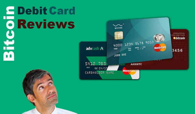 bitcoin debit card reviews