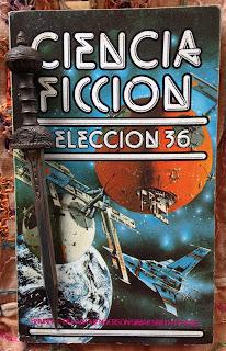 Portada del libro Ciencia ficción selección 36, de varios autores