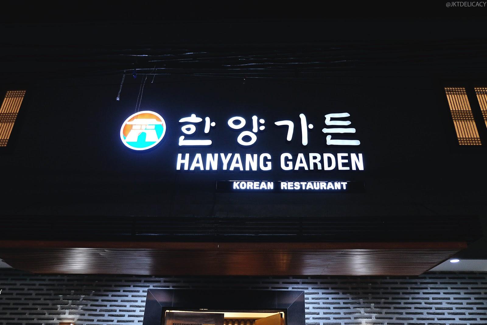 Hanyang Korean Restaurant