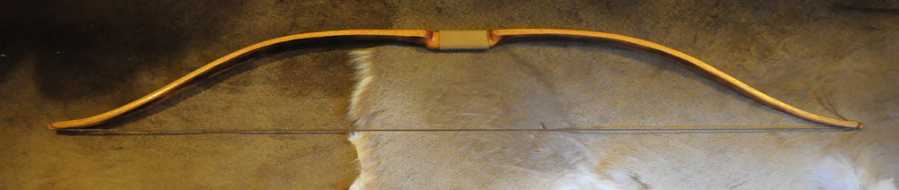 Recurve Self Bow | Shooting Traditional Bows
