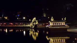 Lake bled new year's eve