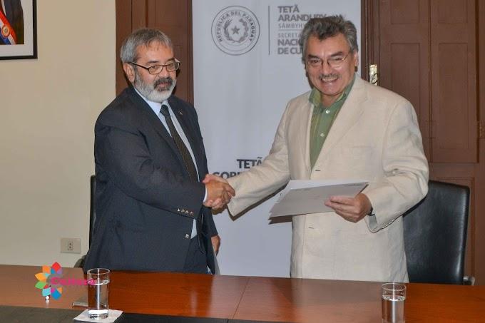 Cultura y Fundación Cinemateca firman convenio de cooperación