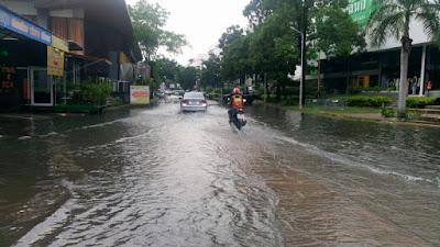 タイの洪水