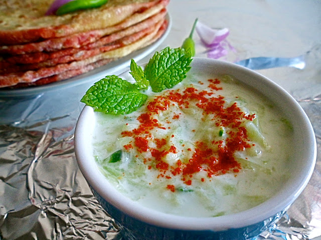 Cucumber Raita Recipe images