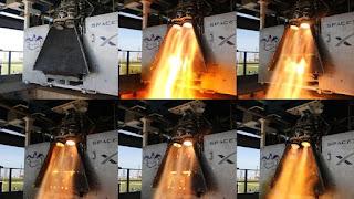 SpaceX completa pruebas de desarrollo de motores SuperDraco
