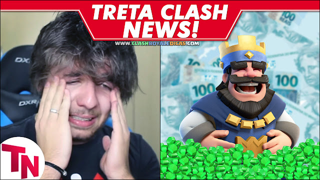 Clash Royale no Treta News