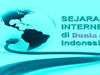 Sejarah Internet di Indonesia dan Dunia (Singkat, Padat dan Jelas)
