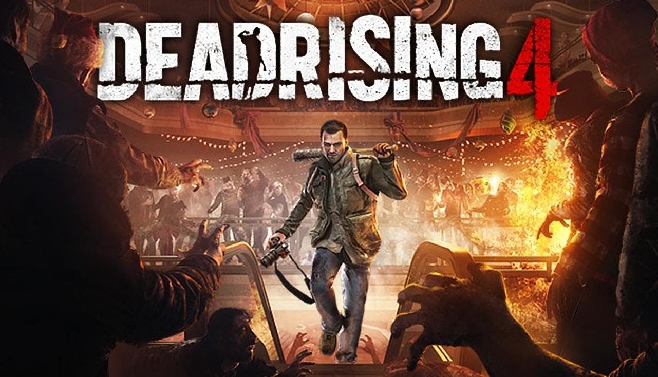یاری Dead Rising 4 بۆ pc داگرتن لهڕێگهی تۆرینێت