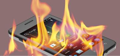 kenapa android cepat panas
