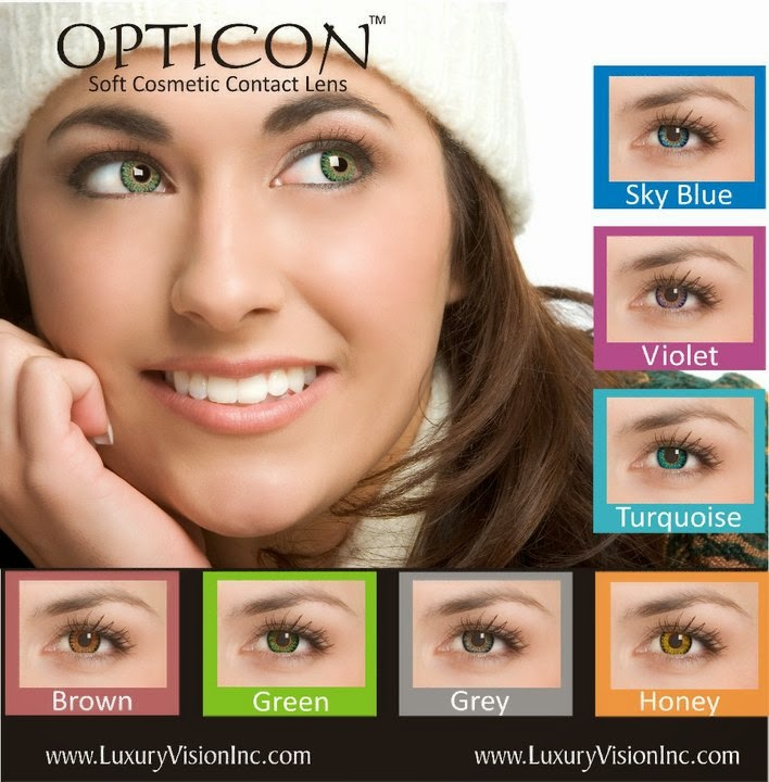 cf513d1e2c1 Opticon Contact Lenses 30 Shades