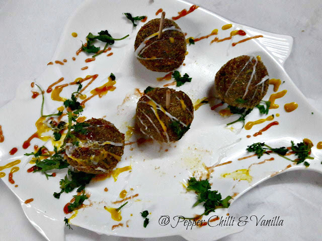 Mushi cutlets in appe pan