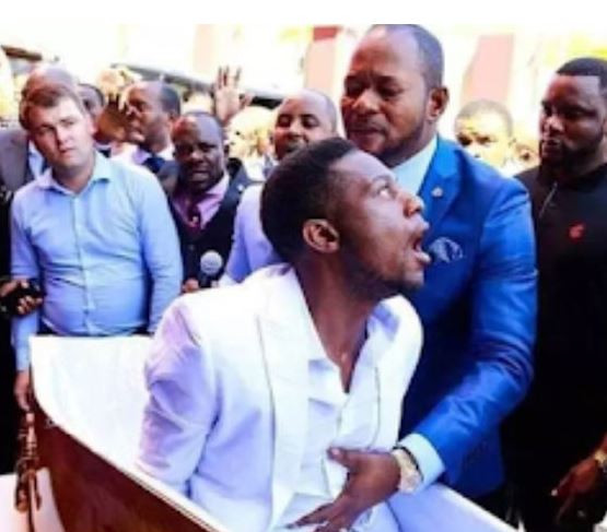 Pastor Alph Lukau who 'resurrected' a man in viral video grants first interview, says 'everything we do is consistent with scriptures'