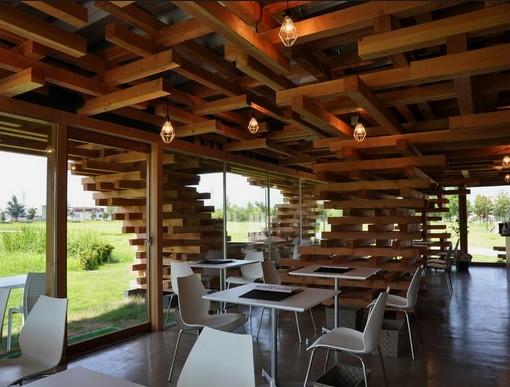 50 desain interior cafe unik sederhana 21