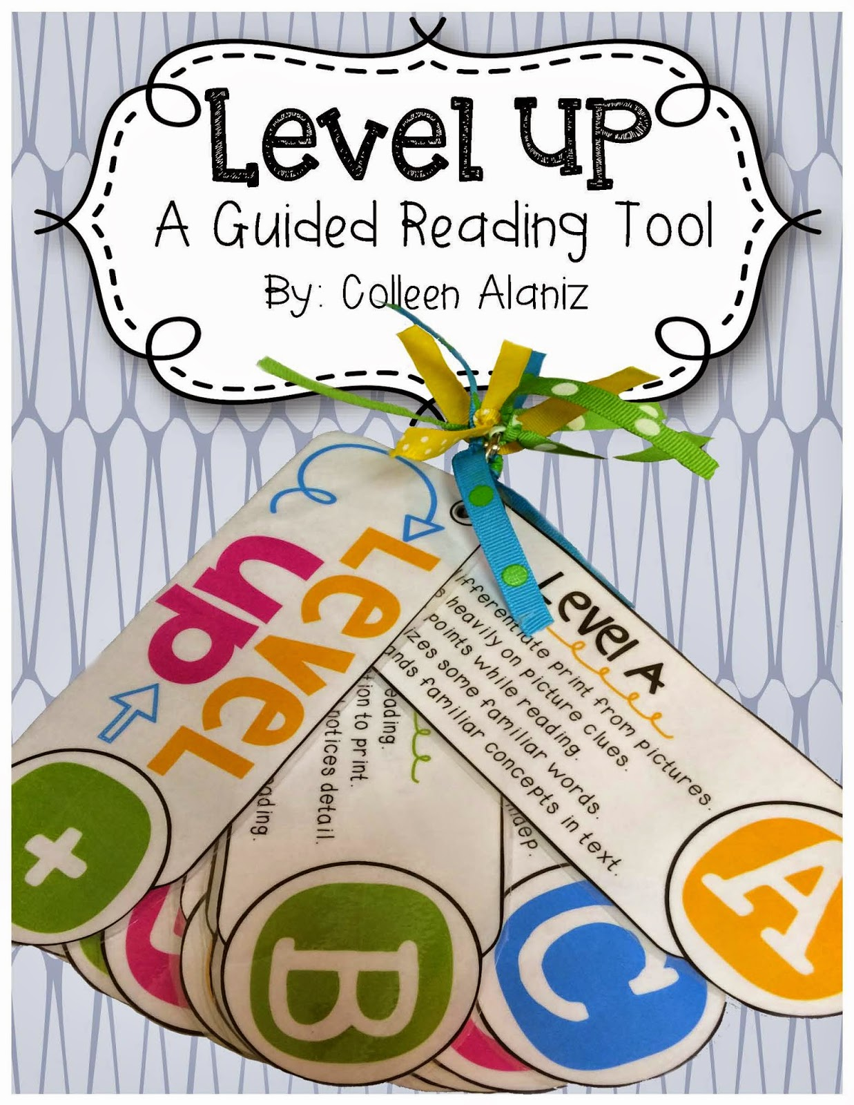 http://www.teacherspayteachers.com/Product/Level-UP-A-Guided-Reading-Tool-1423884
