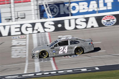 #NASCAR MENCS Tire Test Stated In Las Vegas
