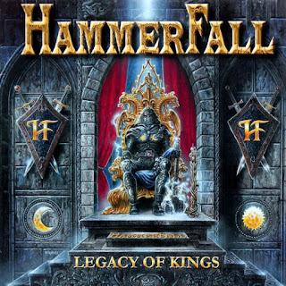 """Hammerfall - """"Legacy of Kings"""""""