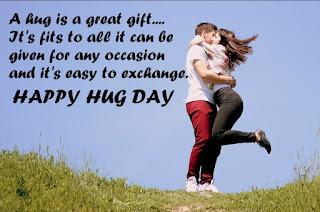 hug day funny sms