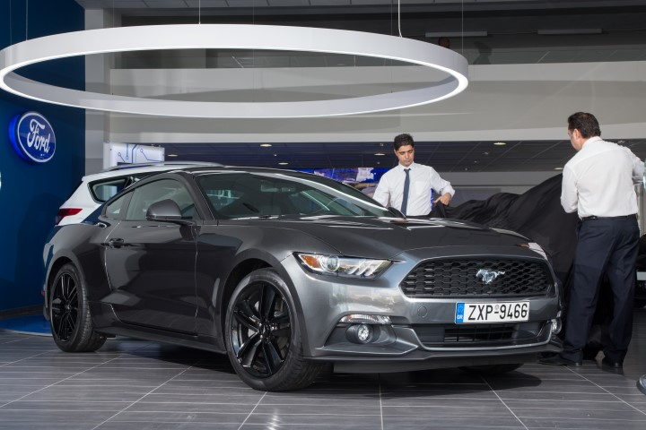 IMG 0457%2B%2528Small%2529 H πρώτη Ford Mustang στην Ελλάδα στα χέρια του τυχερού ιδιοκτήτη της COUPE, Ford, Ford Mustang